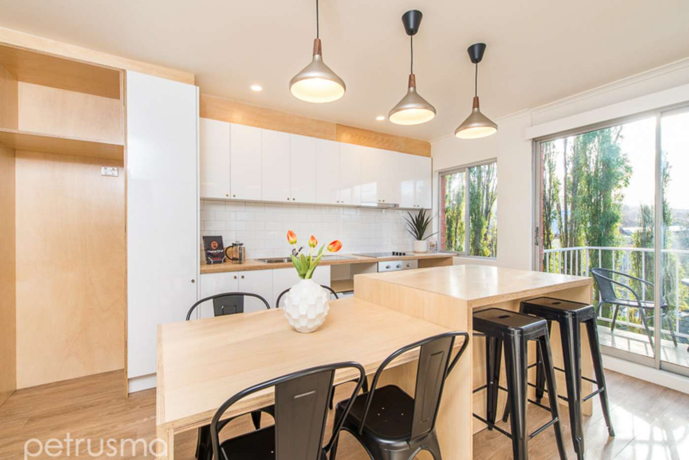 Main view of Homely apartment listing, 11/7 View Street, Sandy Bay TAS 7005