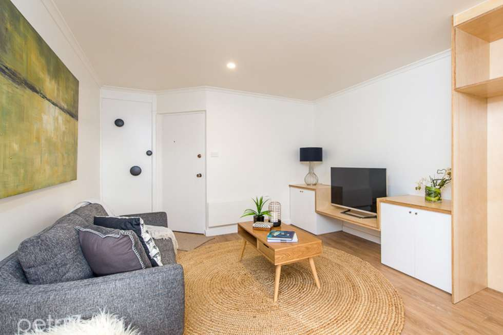 Third view of Homely apartment listing, 11/7 View Street, Sandy Bay TAS 7005