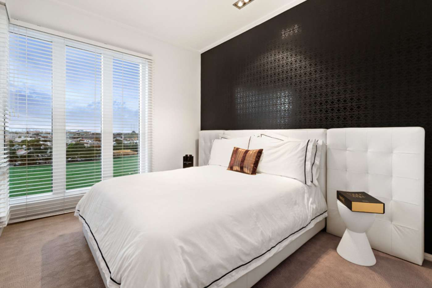 Fifth view of Homely apartment listing, 33/8 Graham Street, Port Melbourne VIC 3207
