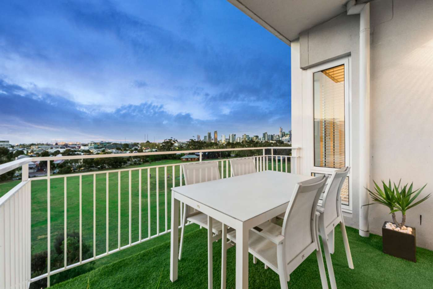 Sixth view of Homely apartment listing, 33/8 Graham Street, Port Melbourne VIC 3207