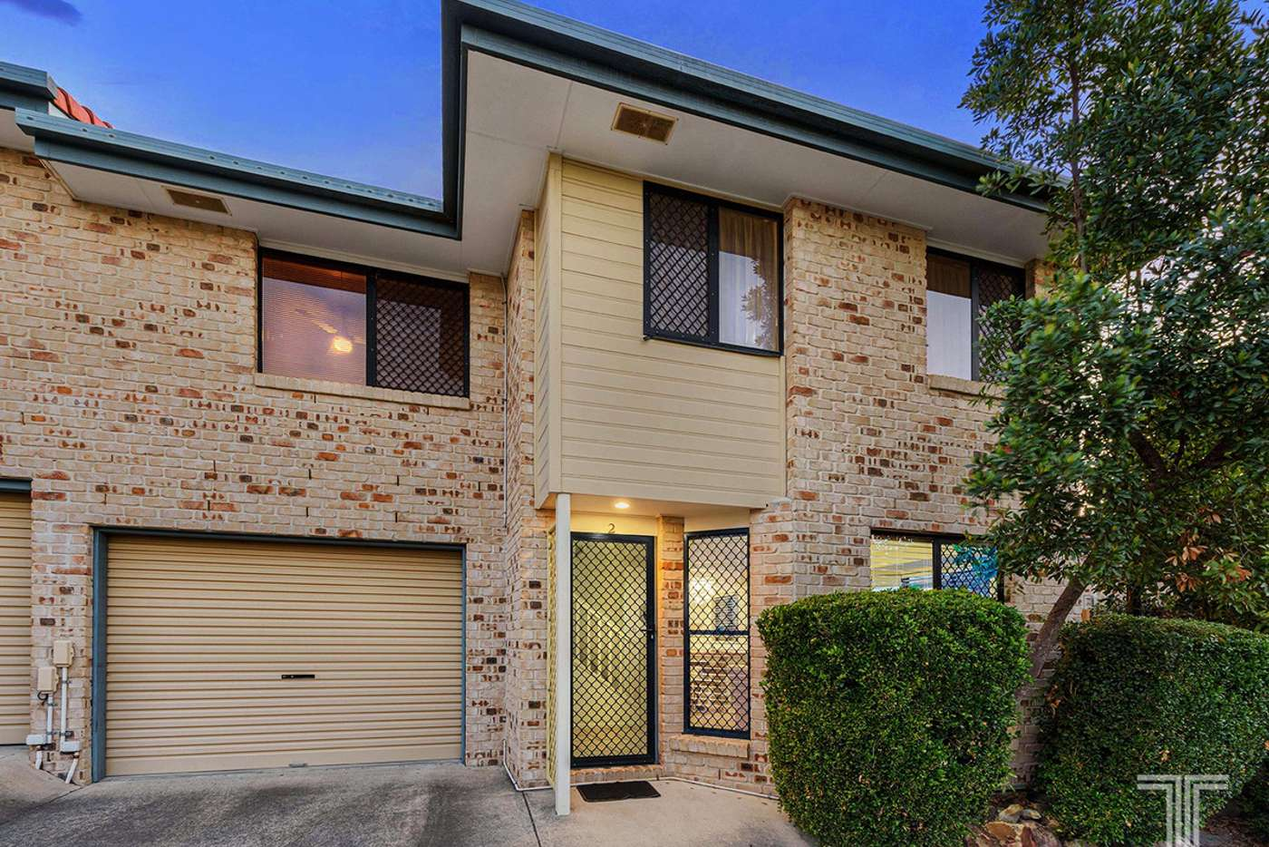 Main view of Homely townhouse listing, 2/139 Jones Road, Carina Heights QLD 4152