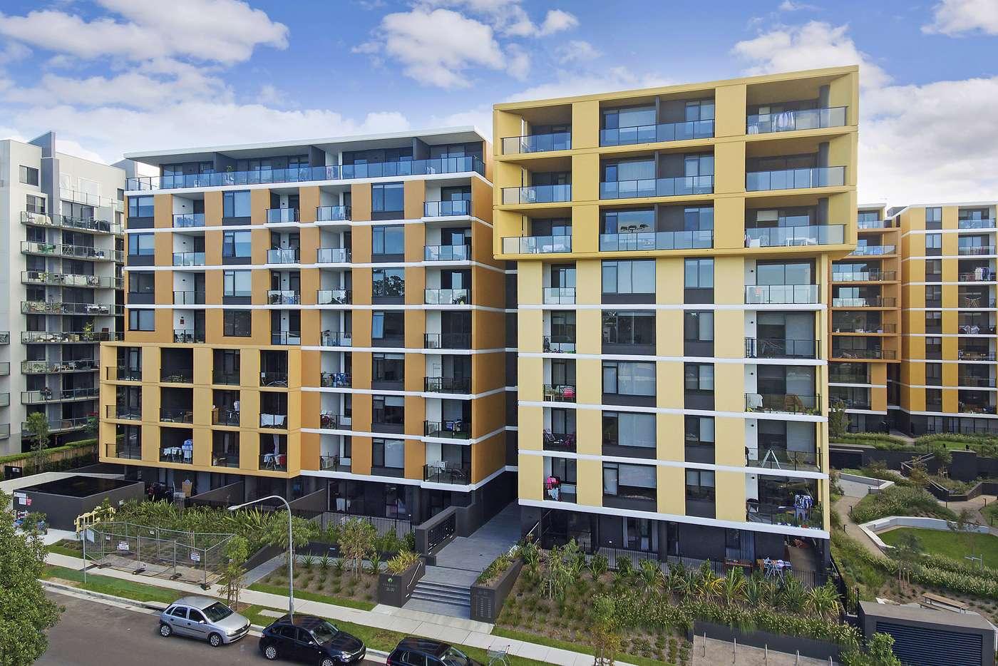 Main view of Homely apartment listing, 422/21-37 Waitara Avenue, Waitara NSW 2077