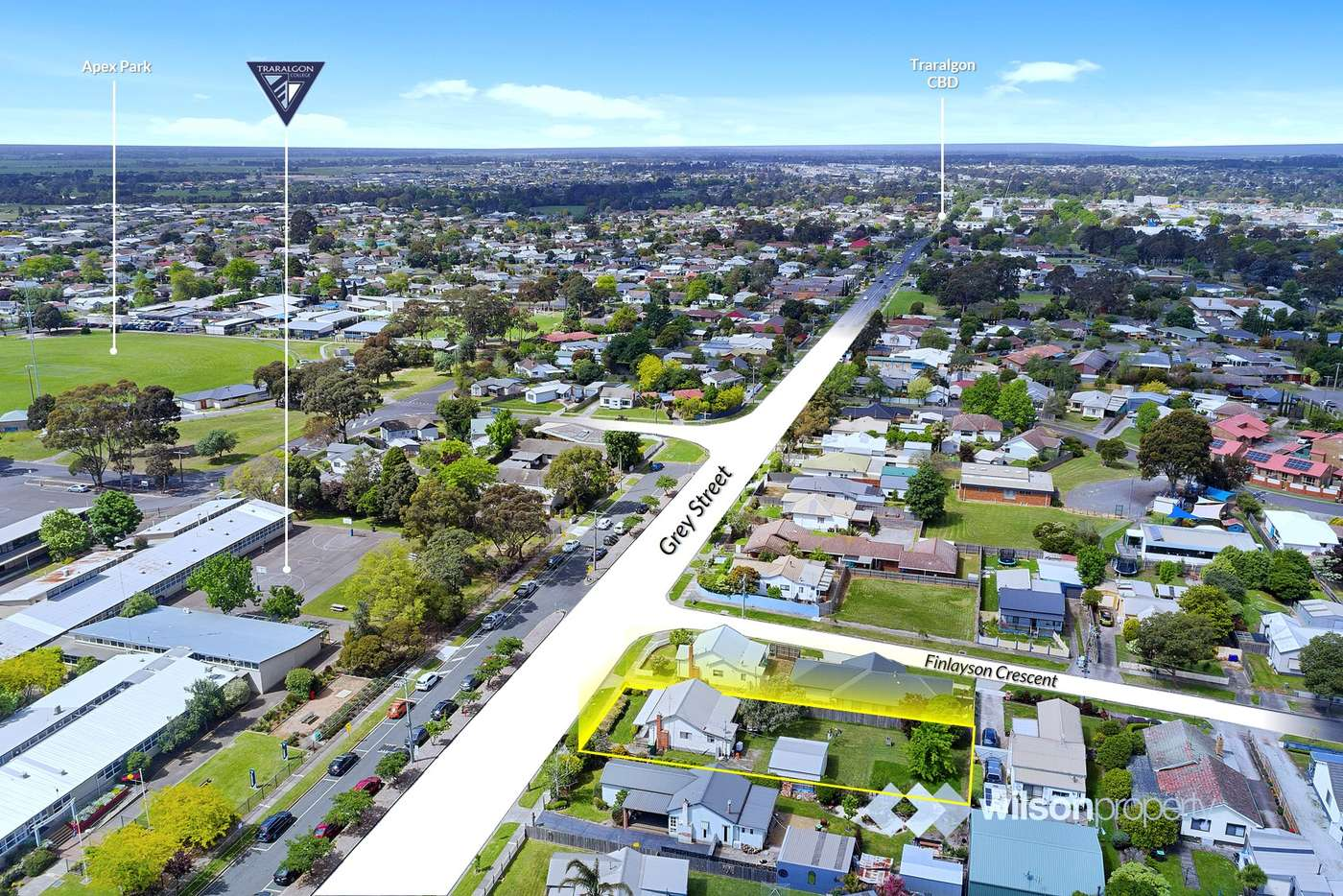 Main view of Homely house listing, 175 Grey Street, Traralgon VIC 3844