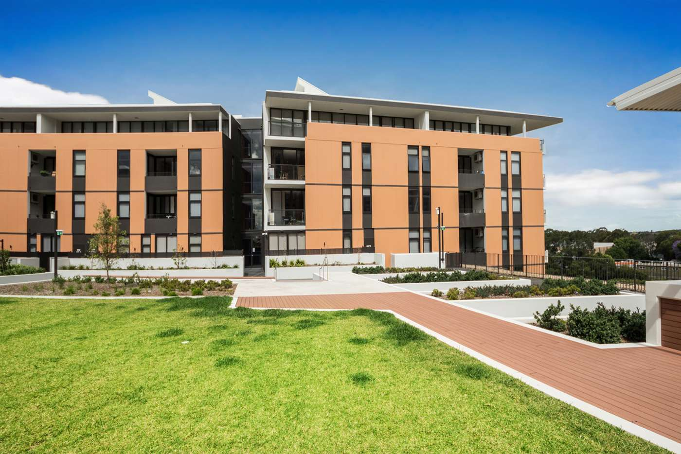 Main view of Homely apartment listing, 209A/3 Broughton Street, Parramatta NSW 2150