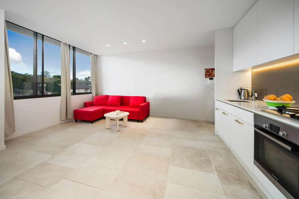 Second view of Homely apartment listing, 209A/3 Broughton Street, Parramatta NSW 2150