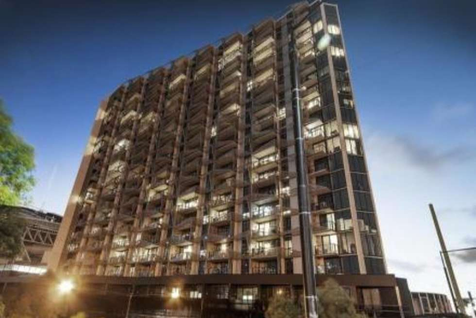 Third view of Homely apartment listing, 806/673 La Trobe Street, Docklands VIC 3008