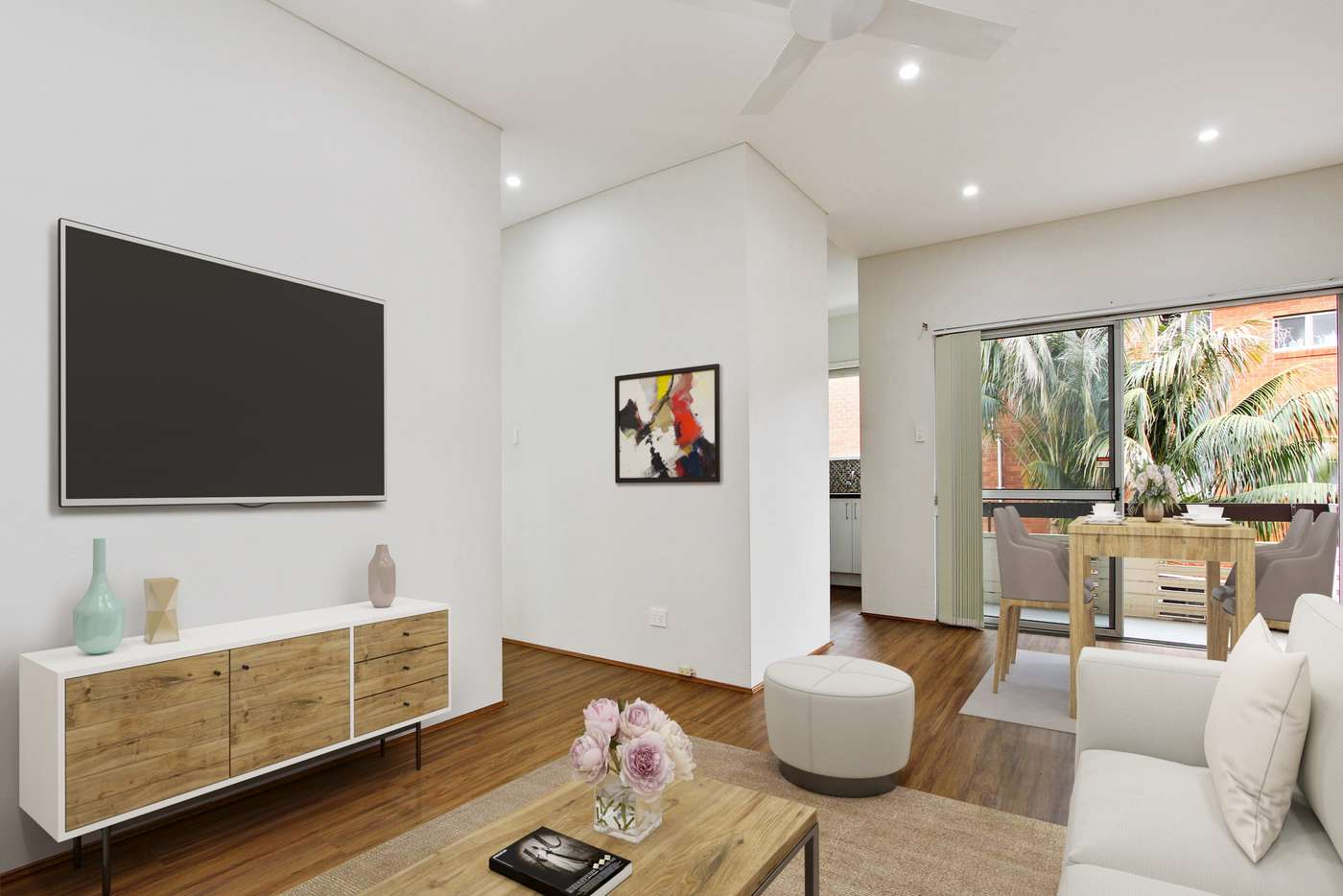 Main view of Homely apartment listing, 17/31-33 Villiers Street, Rockdale NSW 2216