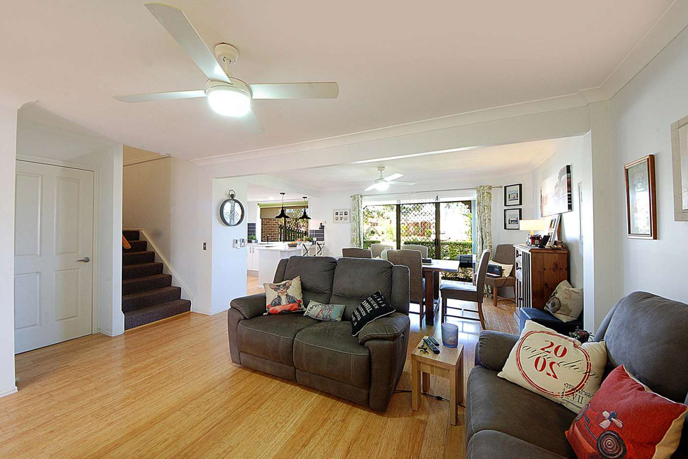 Sixth view of Homely townhouse listing, 17/2 Cassowary Drive, Burleigh Waters QLD 4220