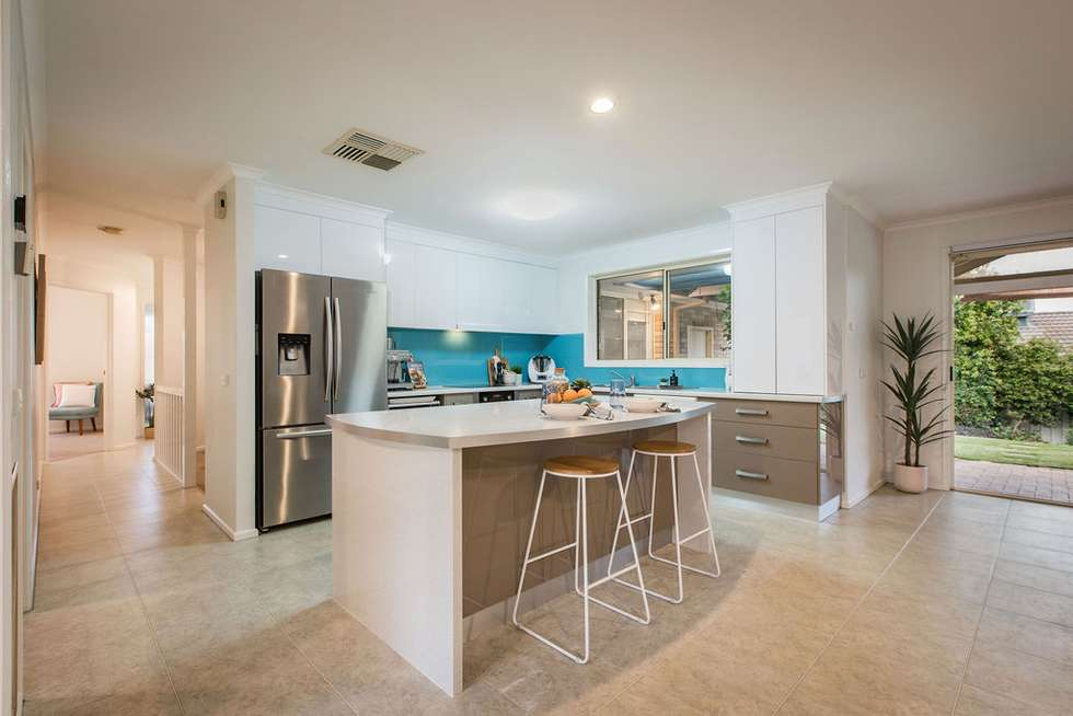 Second view of Homely house listing, 4 Falcon Circuit, Wodonga VIC 3690