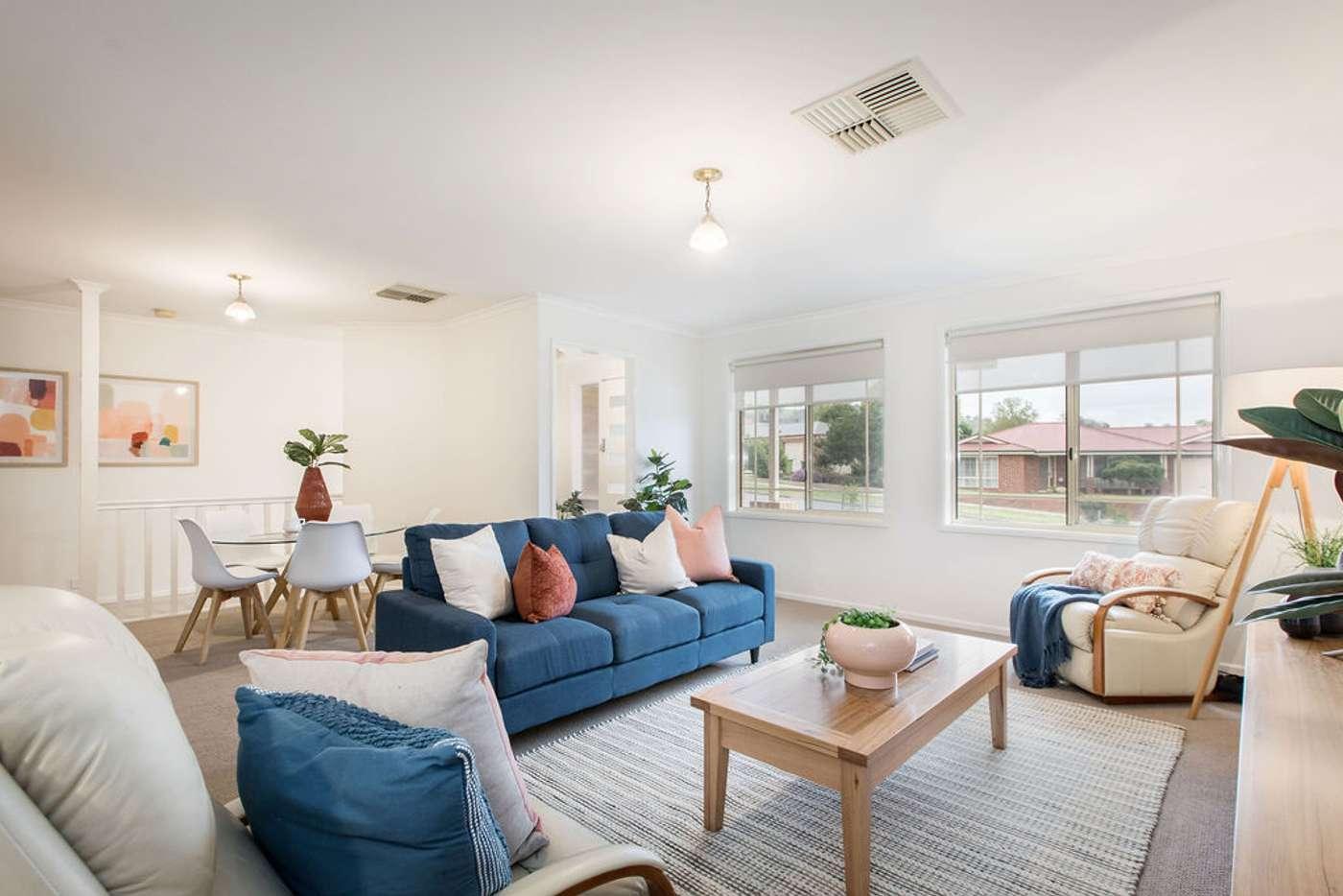 Sixth view of Homely house listing, 4 Falcon Circuit, Wodonga VIC 3690