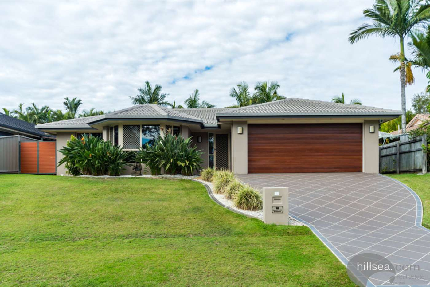 Main view of Homely house listing, 16 Desert Falls Crescent, Parkwood QLD 4214