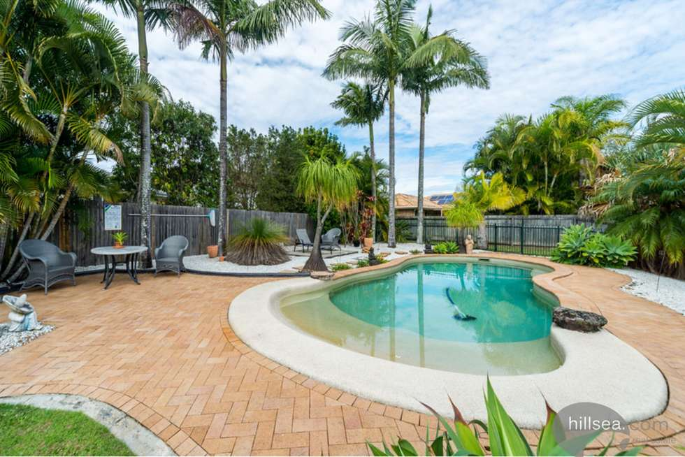 Second view of Homely house listing, 16 Desert Falls Crescent, Parkwood QLD 4214