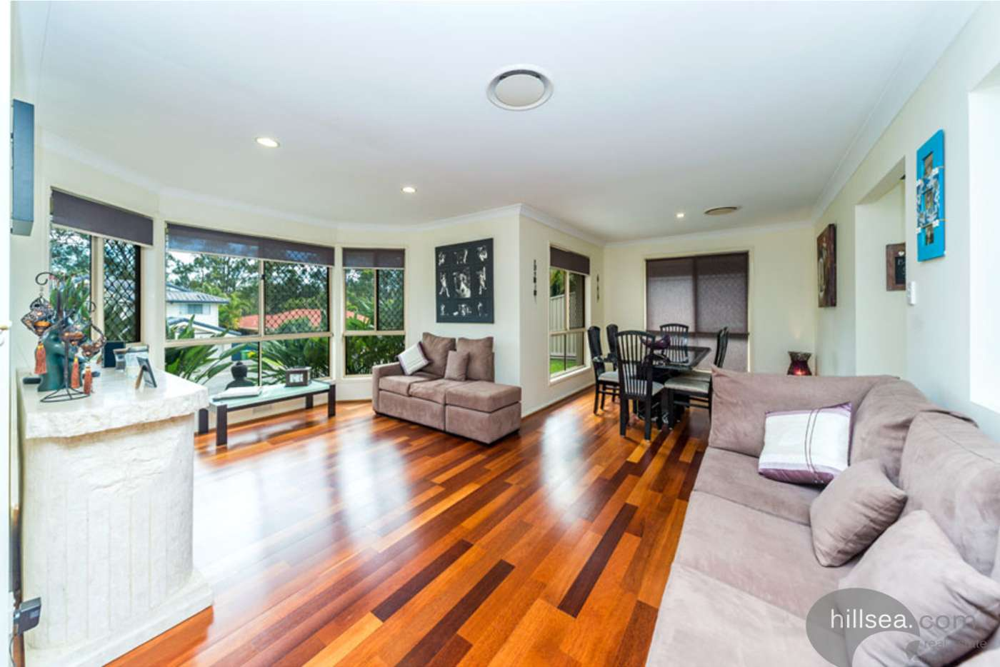 Seventh view of Homely house listing, 16 Desert Falls Crescent, Parkwood QLD 4214