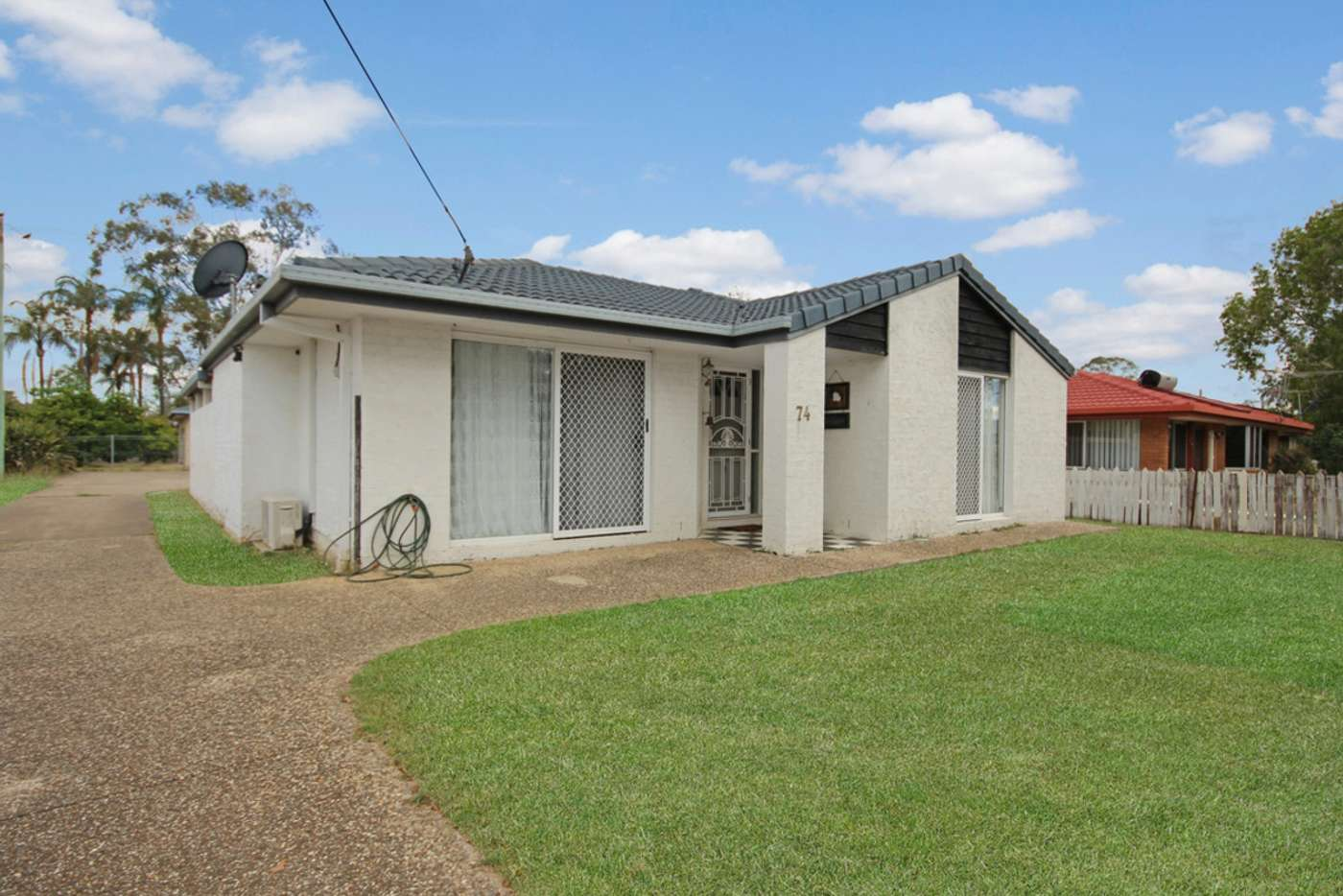 Main view of Homely house listing, 74 Collins Street, Brassall QLD 4305