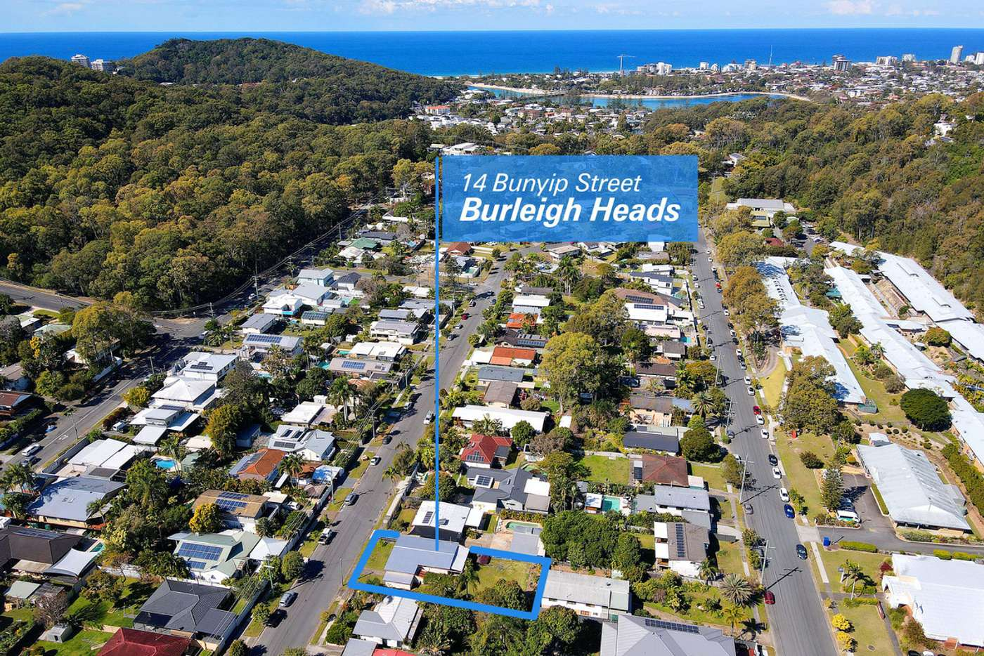 Main view of Homely house listing, 14 Bunyip Street, Burleigh Heads QLD 4220