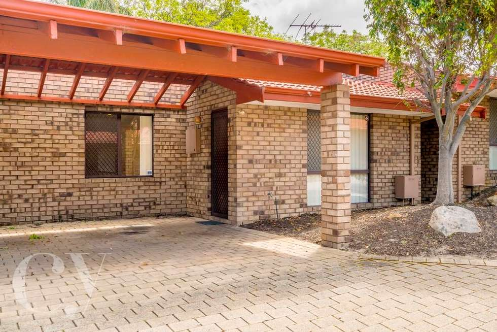 Second view of Homely townhouse listing, 3/54 Waterloo Street, Joondanna WA 6060