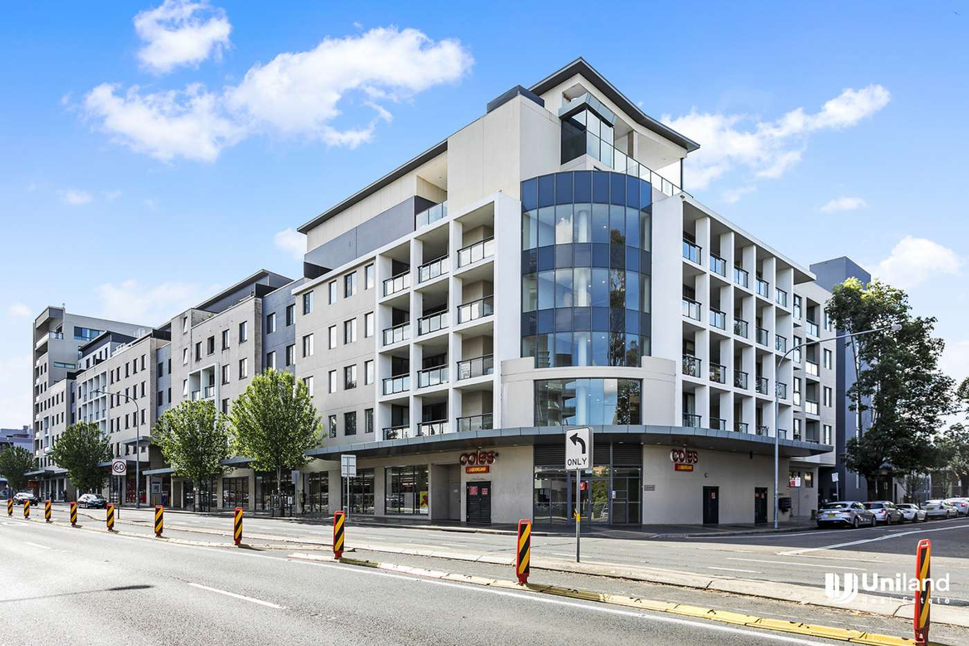 Main view of Homely apartment listing, 62/20 Victoria Road, Parramatta NSW 2150