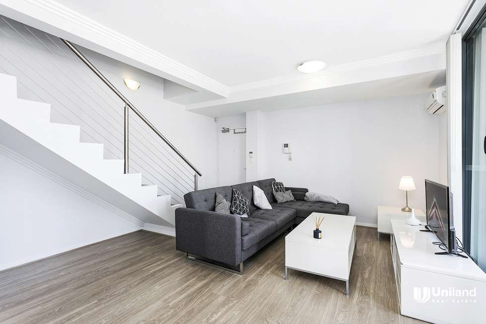 Second view of Homely apartment listing, 62/20 Victoria Road, Parramatta NSW 2150
