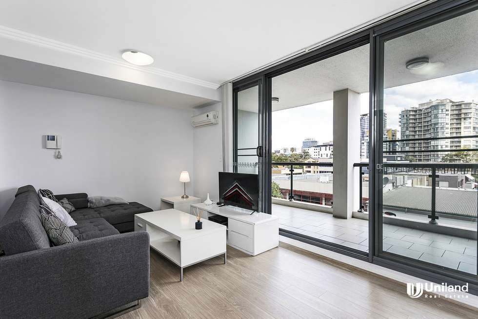 Third view of Homely apartment listing, 62/20 Victoria Road, Parramatta NSW 2150