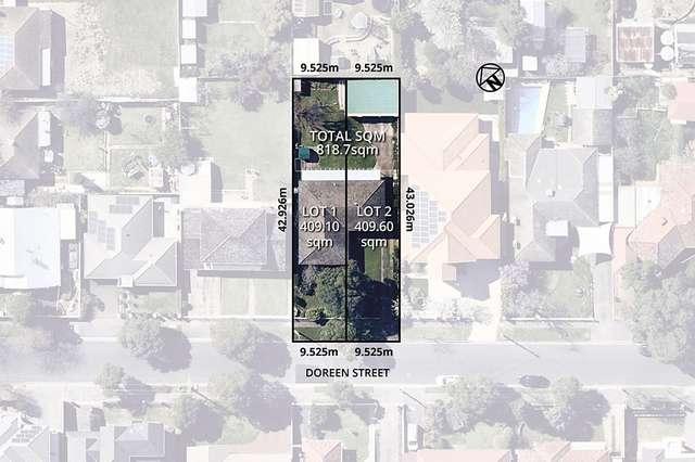 Lot 1 & 2 Doreen Street, Vale Park SA 5081