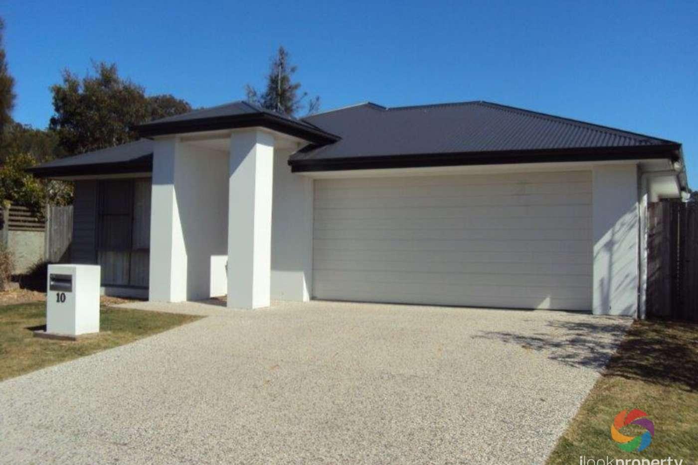 Main view of Homely house listing, 10 Banyandah Close, Birtinya QLD 4575