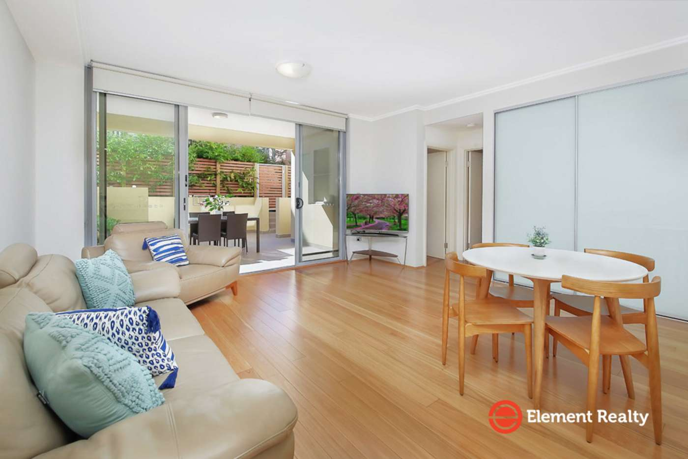 Main view of Homely apartment listing, 3/5-15 Boundary Street, Roseville NSW 2069