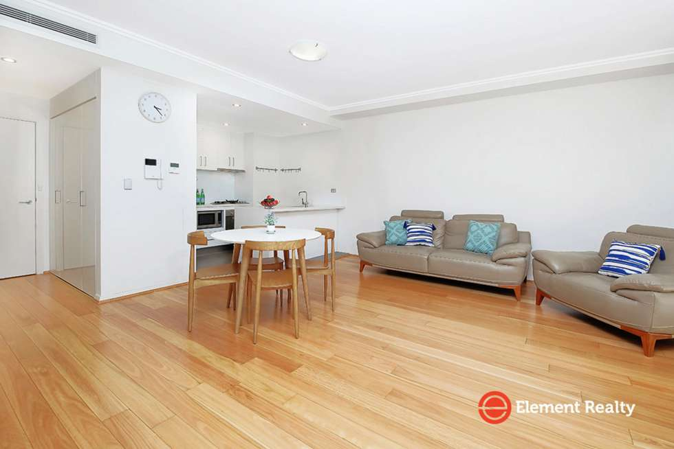 Second view of Homely apartment listing, 3/5-15 Boundary Street, Roseville NSW 2069