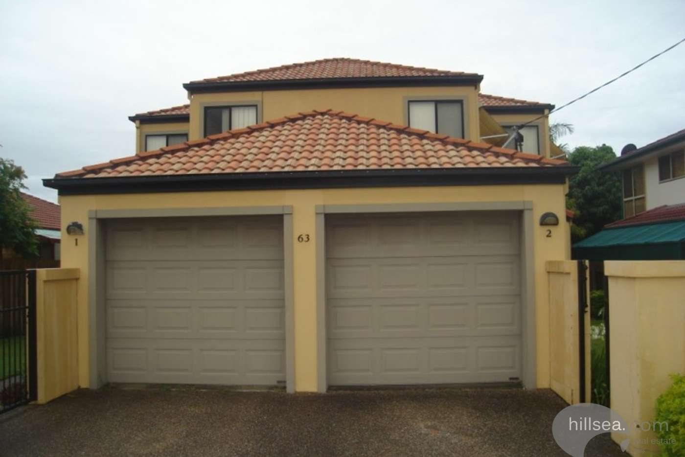 Main view of Homely semiDetached listing, 2/63 Stevens Street, Southport QLD 4215