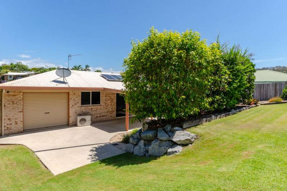 Second view of Homely house listing, 28 Beltana Drive, Boyne Island QLD 4680