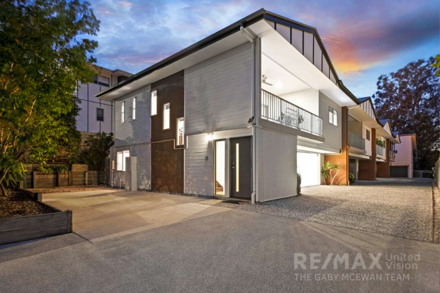 Main view of Homely townhouse listing, 1/44 Birdwood Road, Carina Heights QLD 4152