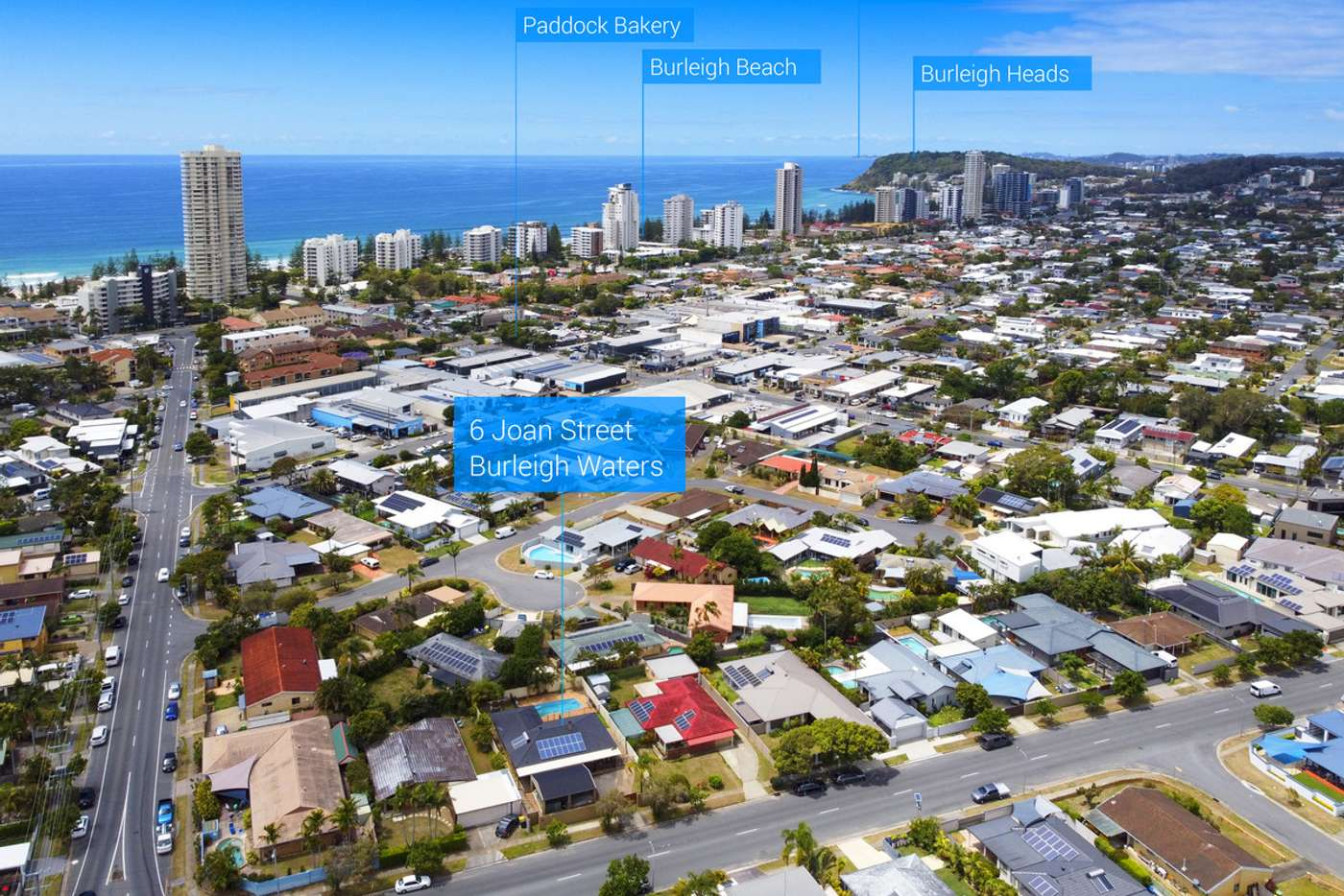 Sixth view of Homely house listing, 6 Joan Street, Burleigh Waters QLD 4220