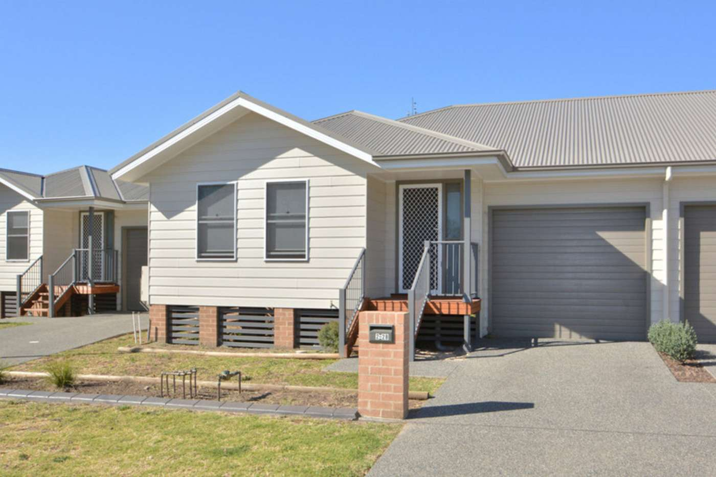 Main view of Homely semiDetached listing, 2/2B Henderson Avenue, Cessnock NSW 2325