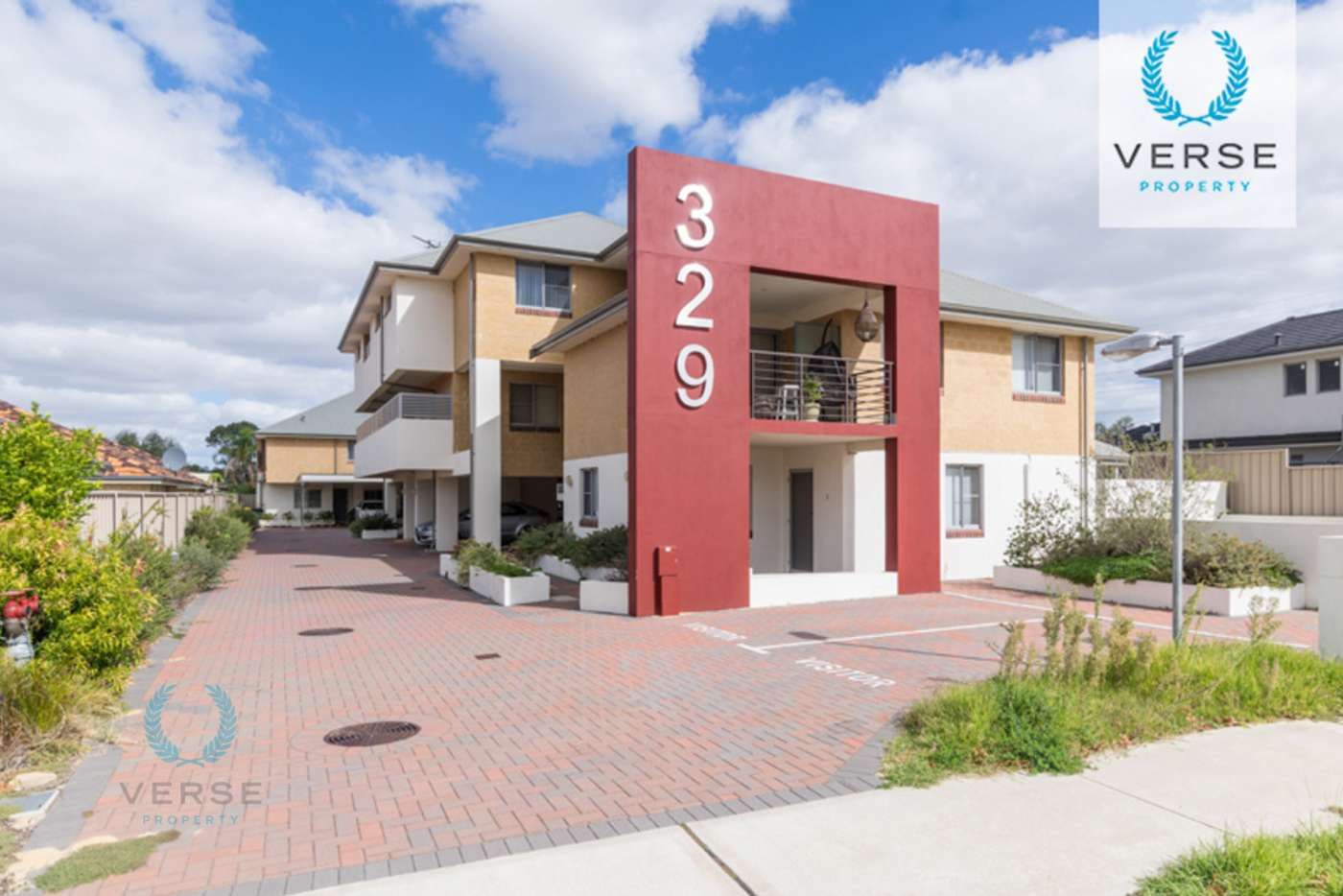 Main view of Homely apartment listing, 2/329 Sevenoaks Street, Cannington WA 6107