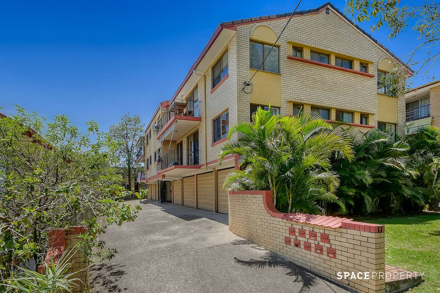 Main view of Homely apartment listing, 6/17 Kingsford Street, Auchenflower QLD 4066