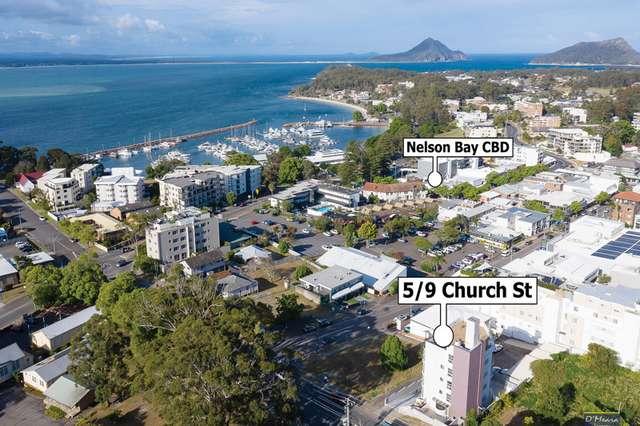 5/9 Church Street, Nelson Bay NSW 2315