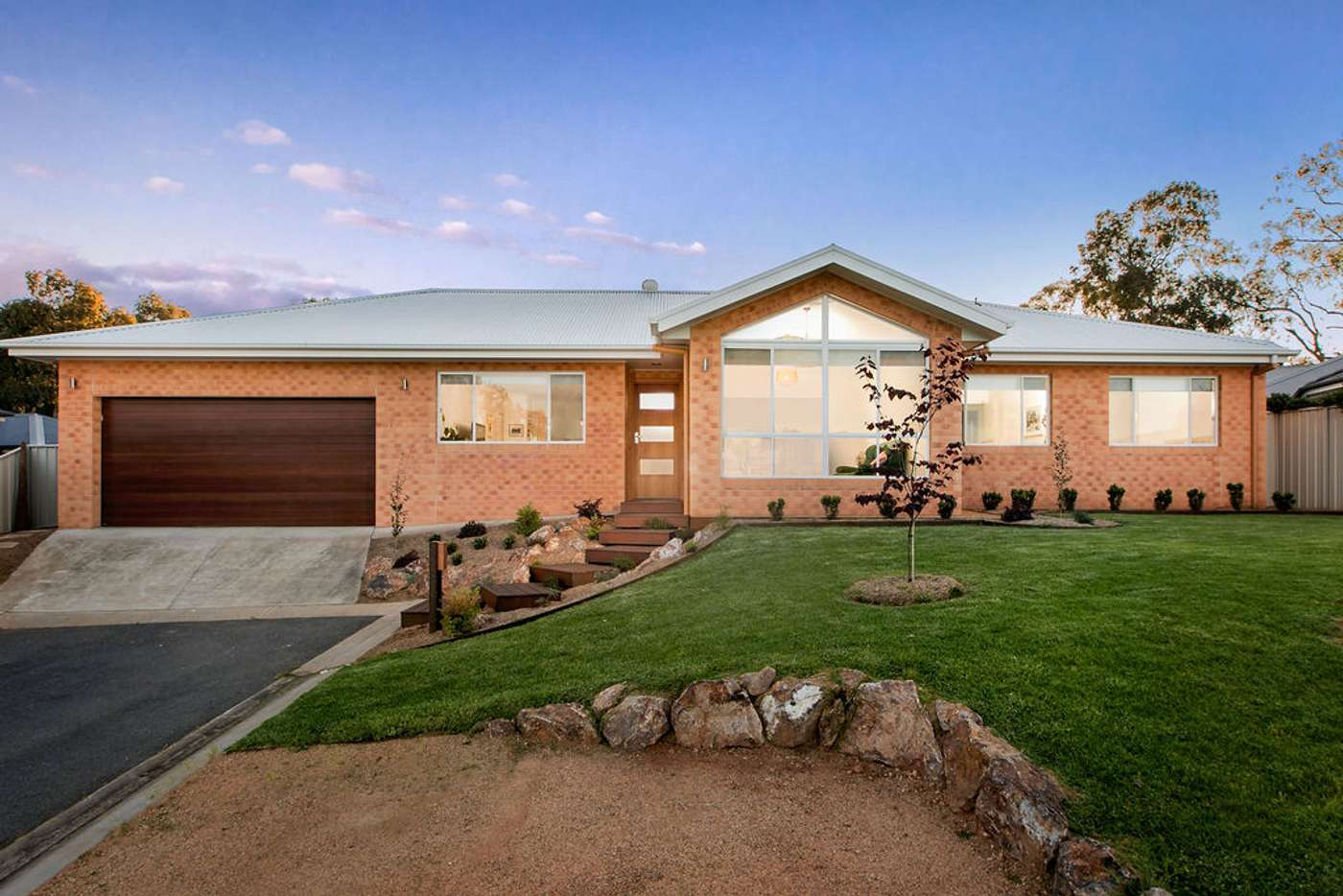 Main view of Homely house listing, 6 Caddy Court, Wodonga VIC 3690