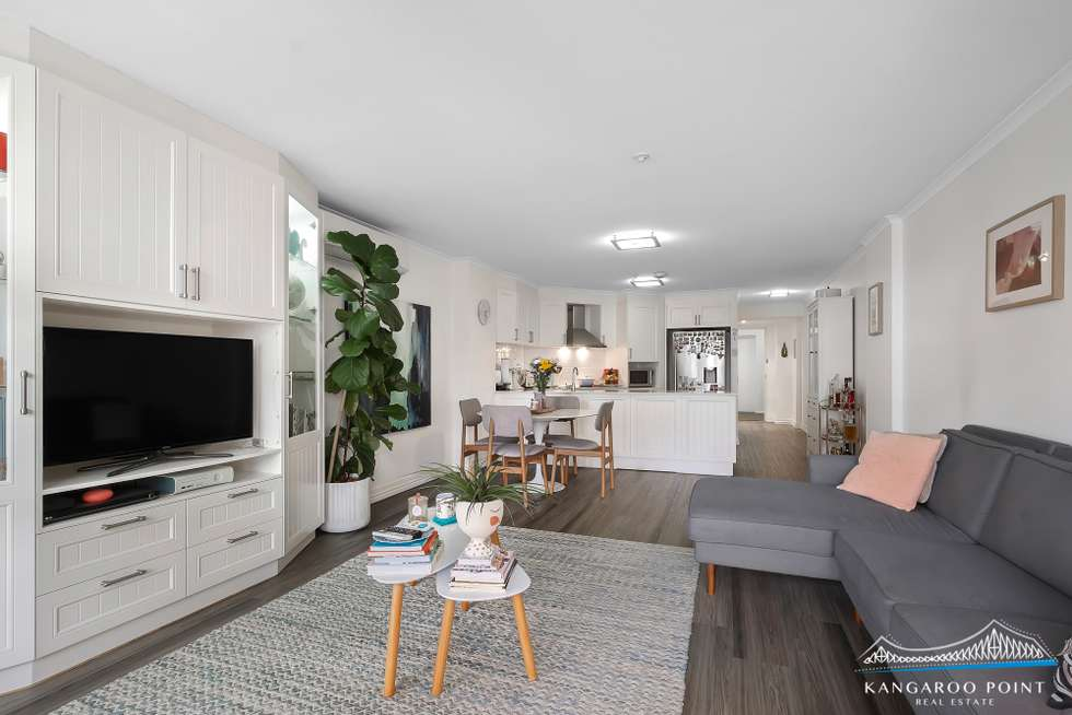 Second view of Homely apartment listing, 55 Thorn Street, Kangaroo Point QLD 4169