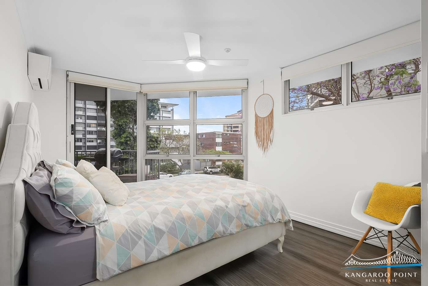 Fifth view of Homely apartment listing, 55 Thorn Street, Kangaroo Point QLD 4169