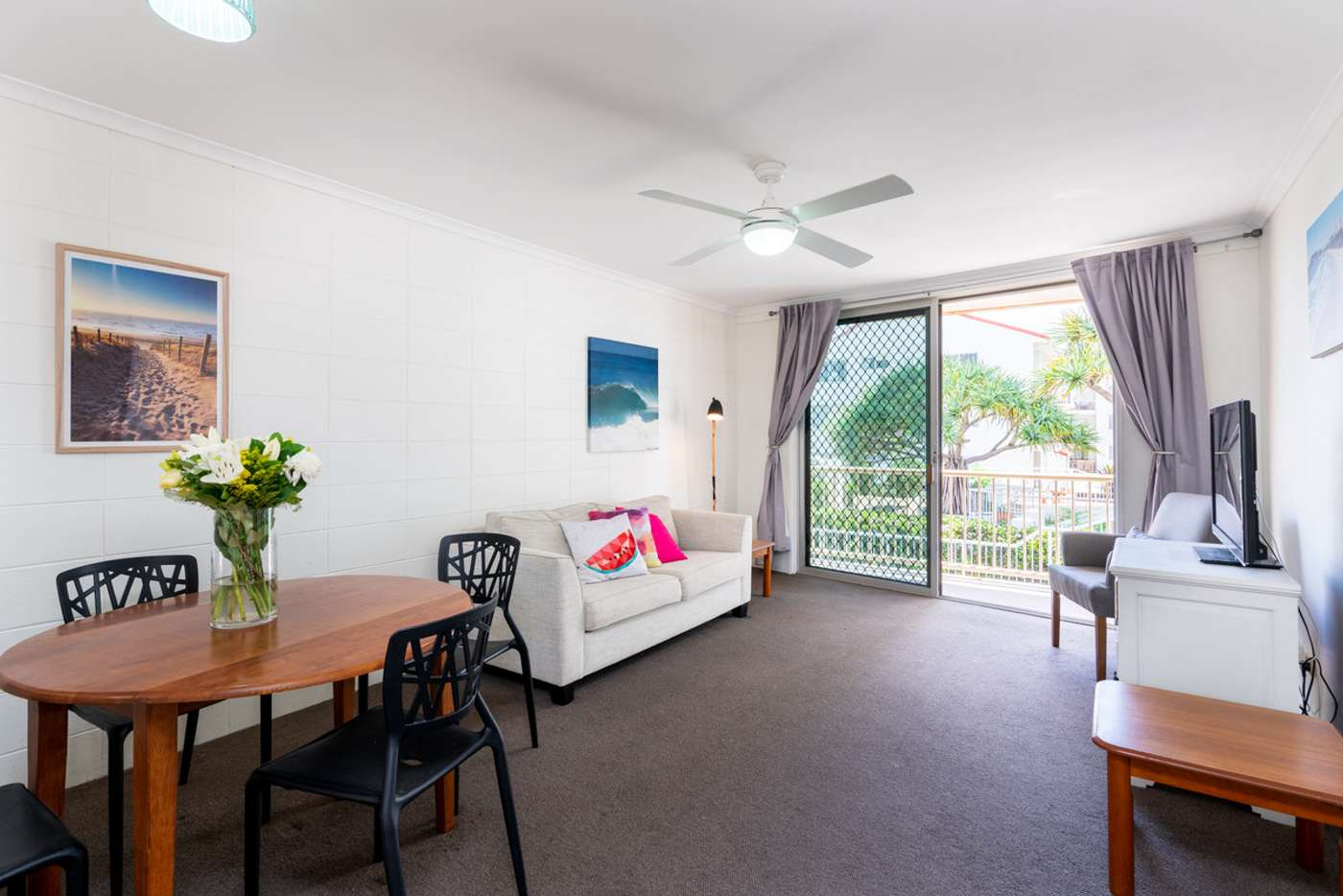 Main view of Homely unit listing, 21/286 The Esplanade, Miami QLD 4220