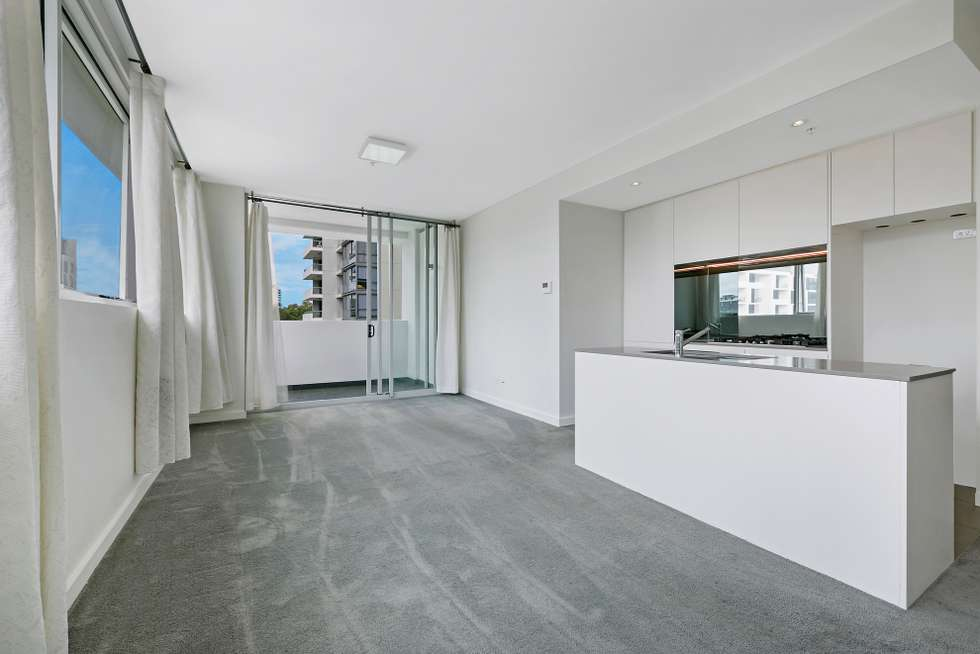 Second view of Homely apartment listing, 308/15 Gadigal Avenue, Zetland NSW 2017