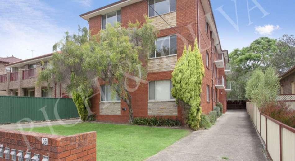 2/36 Pembroke Street, Ashfield NSW 2131