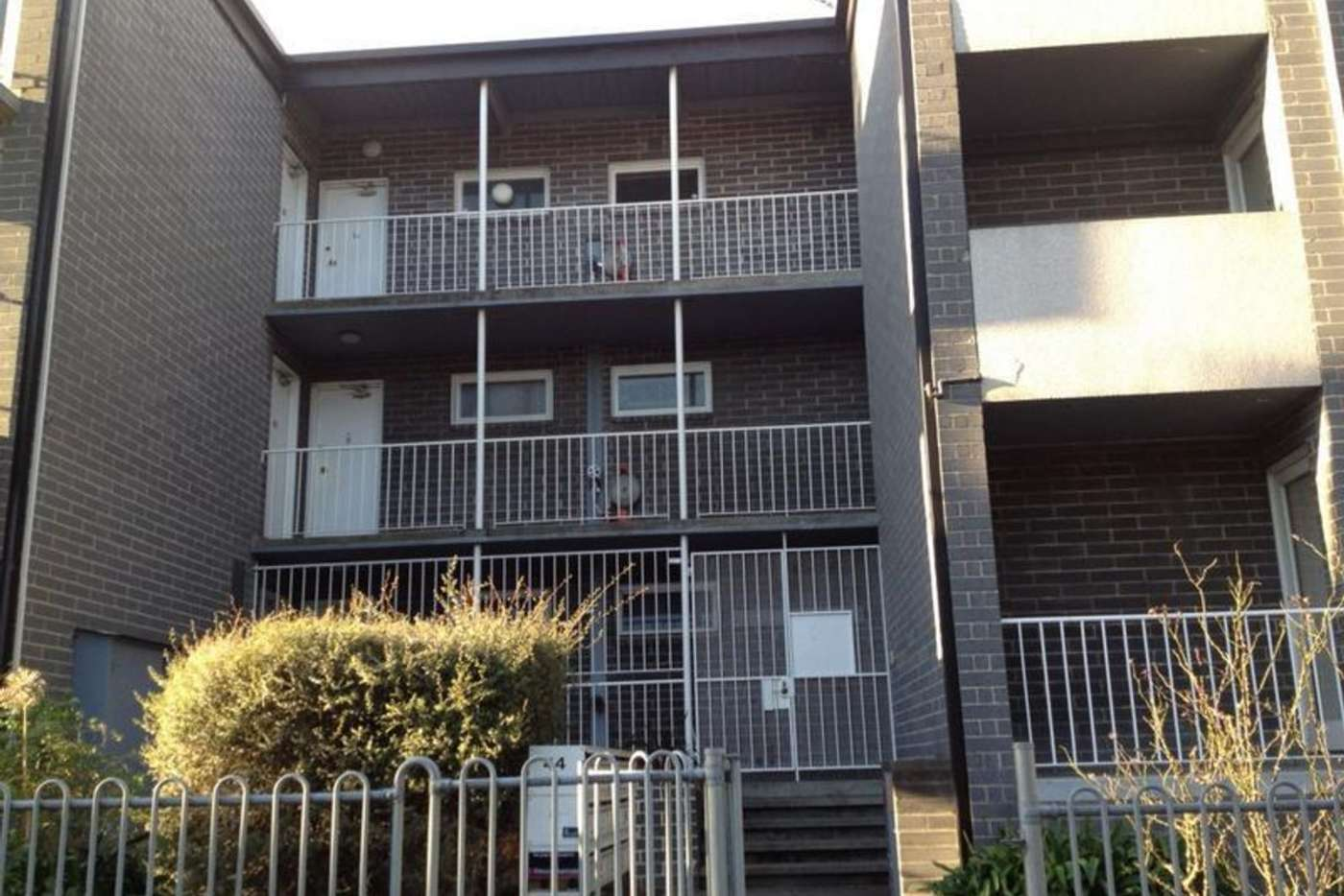 Main view of Homely apartment listing, 3/44 Gatehouse, Parkville VIC 3052