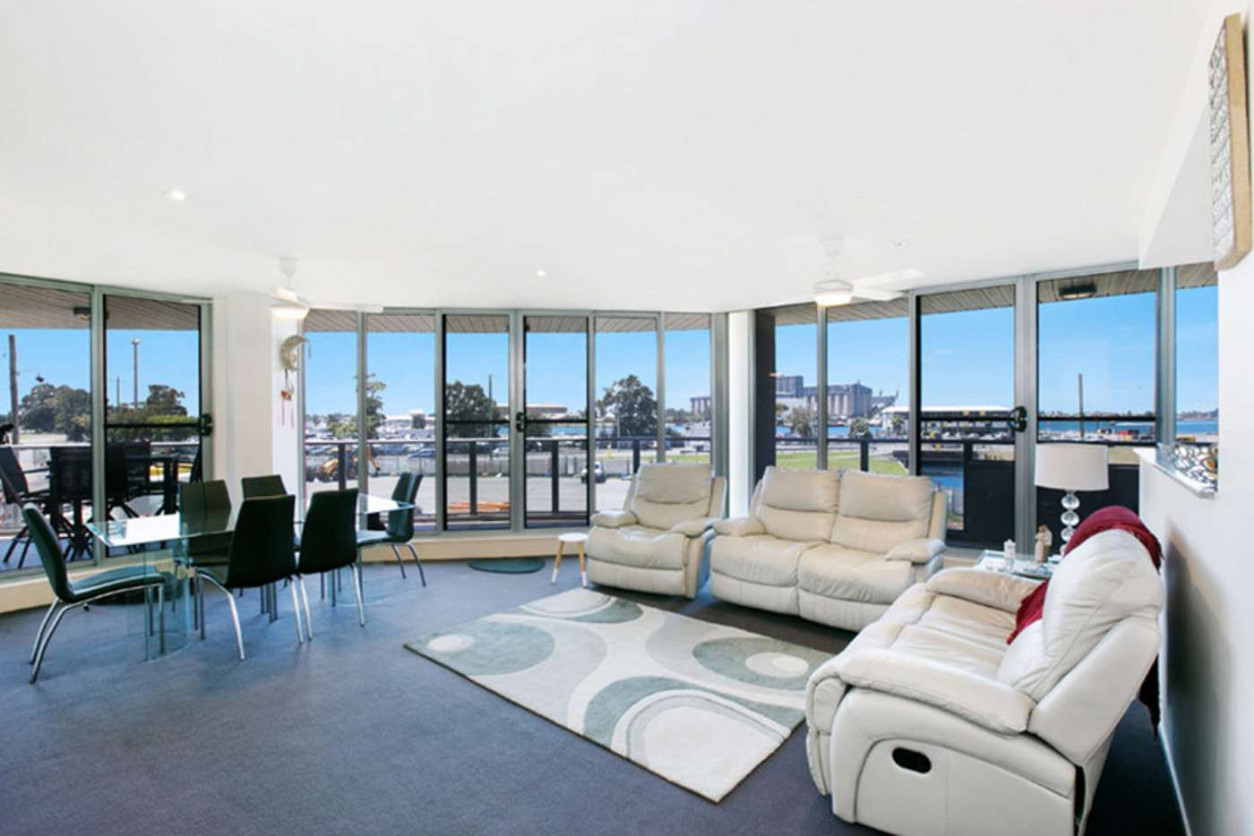 Main view of Homely apartment listing, 301/25 Bellevue Street, Newcastle West NSW 2302