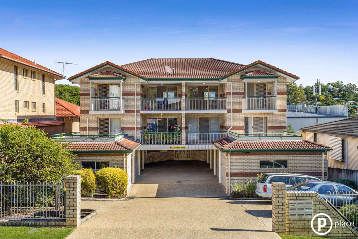 Main view of Homely unit listing, 7/17 Rise Street, Mount Gravatt East QLD 4122