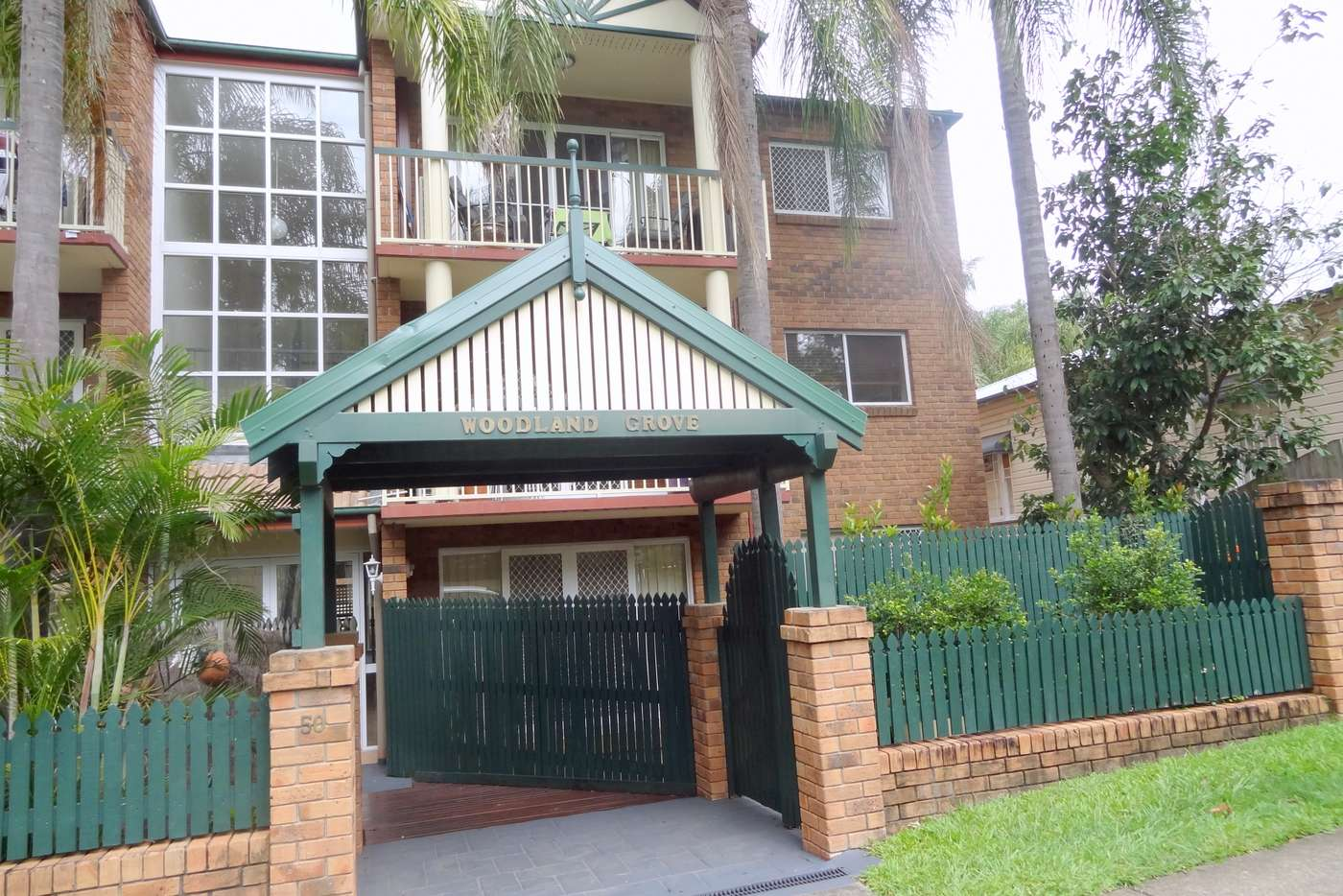 Main view of Homely unit listing, 10/50 Dixon Street, Auchenflower QLD 4066