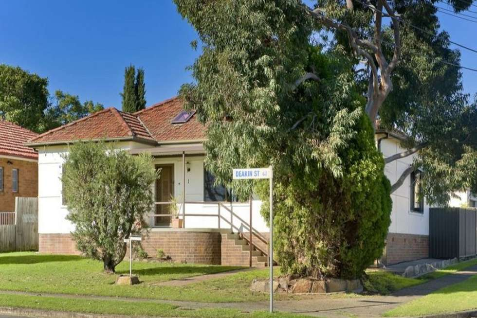 Second view of Homely house listing, 1 Deakin Street, Concord NSW 2137