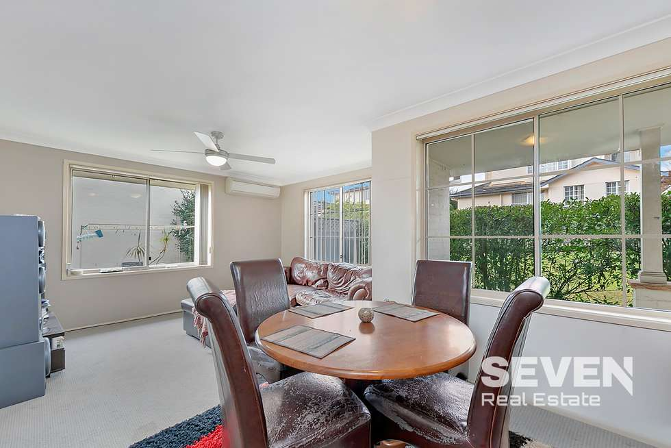 Second view of Homely townhouse listing, 3/67-71 Brisbane Road, Castle Hill NSW 2154