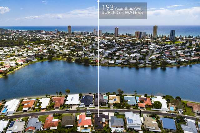 193 Acanthus Avenue, Burleigh Waters QLD 4220
