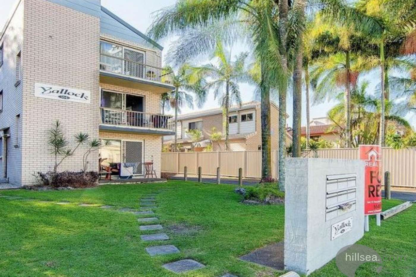 Main view of Homely unit listing, 6/164 Frank Street, Labrador QLD 4215