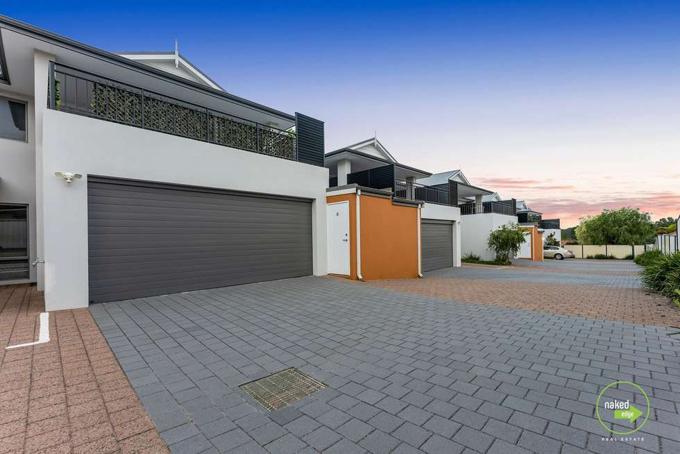 Fifth view of Homely apartment listing, 1/12 Heath Road, Kalamunda WA 6076